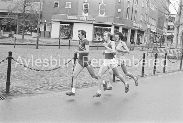 Boxing Day Road Race, 1975