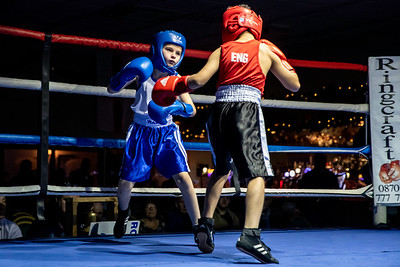 23rd Nov 2019, England vs Ireland, Amateur Boxing, Cannock Premier Suite