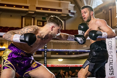 13th April 2019, 'April Power', Kings Hall, Stoke, BSB Promotions17th April 2019, Bimigham Brummies vs Somerset, Championship Shield