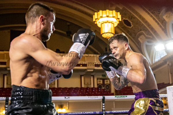 13th April 2019, 'April Power', Kings Hall, Stoke, BSB Promotions17th April 2019, Bimigham Brummies vs Somerset, Championship Shield