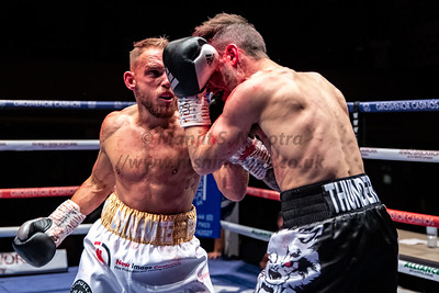 26th May 2019, BCB Promotions Championship Boxing, Northampton26th May 2019, BCB Promotions Championship Boxing, Northampton