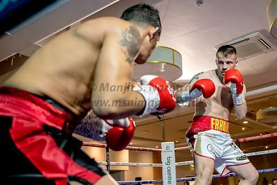 16th Sept 2018, Bilbao Bound Boxing, Holiday Inn, Birmingham