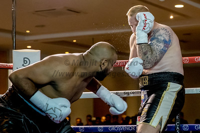 16th Sept 2018, Bilbao Bound Boxing, Holiday Inn, Birmingham