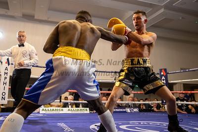 9th June 2018, Boxing, Emerging Stars, BCB Promotions