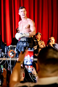 13th March 2020, Friday 13th, Kings Hall, Stoke, BCB Promotions