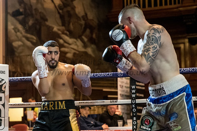 8th December 2018, James Beech Jr Fight Night, Walsall Town Hall
