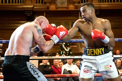 8th December 2018, James Beech Jr Fight Night, Walsall Town Hall9th Dec 2018, Lord of the Flys, Holiday Inn