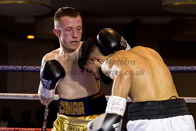 9th Dec 2018, Ijaz Ahmend vs Connor Blackshaw, Midlands Area Flyweight Title, Holiday Inn, Birmingham 9th Dec 2018, Lord of the Flys, Holiday Inn