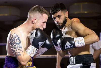 9th Dec 2018, Ijaz Ahmend vs Connor Blackshaw, Midlands Area Flyweight Title, Holiday Inn, Birmingham