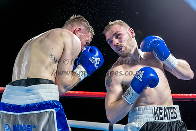 'Now or Never', GENTING Arena, 24th March 2018, IBO Continental Welterweight Title