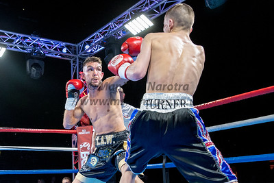 'Now or Never', GENTING Arena, 24th March 2018, Midlands Area Bantamweight Title