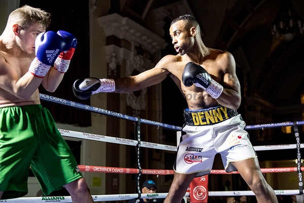 9th Mar 2019, Pride of the Midlands, Walsall Town Hall