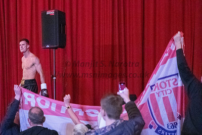 20th Oct 2018, Pride of the Potteries, Stoke, Kings Hall