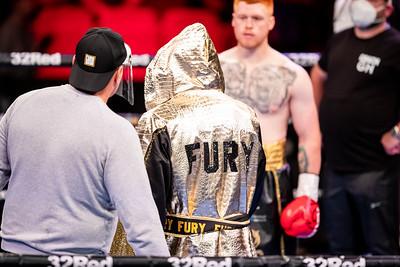 Tommy Fury vs Jordan Grant