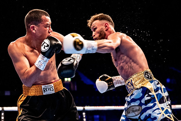 27th April 2019, Campionship Boxing, Frrank Warren Show, SSE Wembley Arena27th April 2019, Campionship Boxing, Frrank Warren Show, SSE Wembley Arena
