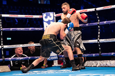 27th April 2019, Campionship Boxing, Frrank Warren Show, SSE Wembley Arena8th June 2019, Shinda 50th Birthday Celebration, Coventry