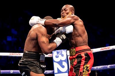 27th April 2019, Campionship Boxing, Frrank Warren Show, SSE Wembley Arena27th April 2019, Campionship Boxing, Frrank Warren Show, SSE Wembley Arena