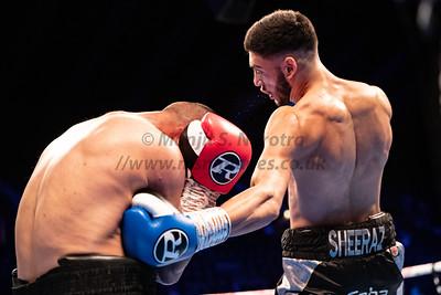 27th April 2019, Campionship Boxing, Frrank Warren Show, SSE Wembley Arena26th May 2019, BCB Promotions Championship Boxing, Northampton