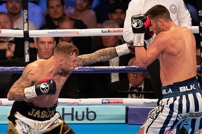 8th Sept 2018, Amir Khan vs Samuel Vargas Fight Night, Birmingham Arena