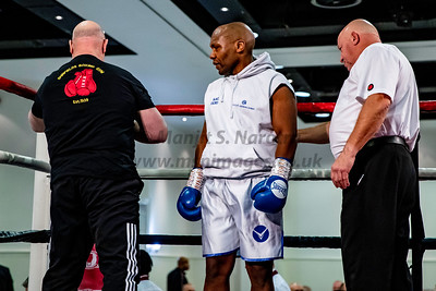 9th Nov 2019, TOP BOXING Promotions Undercard
