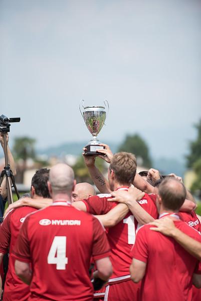 Finale coppa Svizzera over 40 - FC Frauenfeld-FC Mladost Aarau - 28.05.2016