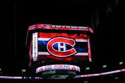 Toronto vs Montréal Centre Bell 27-02-16 (1)