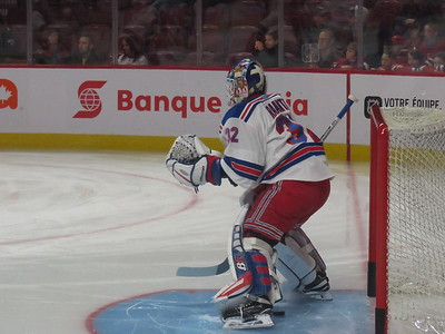 Canadiens vs Rangers 14-01-17