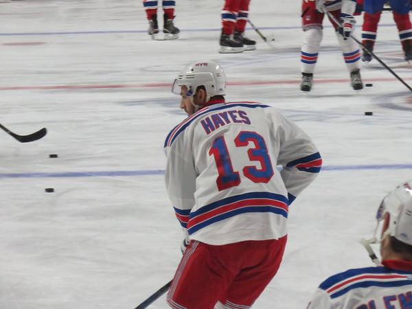 Canadiens vs Rangers 14-01-17