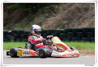 香港小型賽車會錦標賽第五回合
