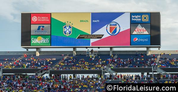 Copa America 2016 - Brazil 7 Haiti 1