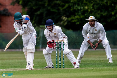 25th August 2018, Berkswell CC 1st XI vs Moseley CC 1st XI, Birmingham Premier League