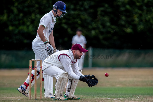 28th July 2018, Berkswell CC 1st XI vs West Bromwich Dartmouth CC 1st XI, Birmingham Premier League, The Lant, Balsall Common
