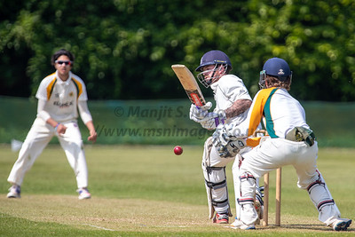 19th May 2018, Berkswell vs Barnt Green, Birmingham Cricket League, Balsall Common