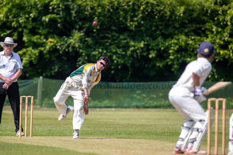 19th May 2018, Berkswell vs Barnt Green, Birmingham Cricket League, Balsall Common