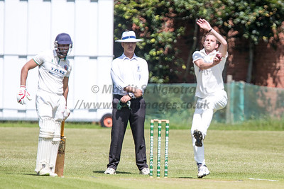 30th June 2019, Berkswell CC 1st XI vs Moseley CC 1st XI, Birmingham Premier League30th June 2019, Berkswell CC 1st XI vs Moseley CC 1st XI, Birmingham Premier League