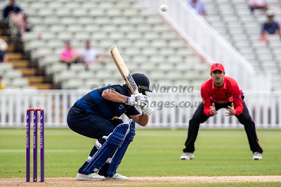 3nd June 2018, Warwickshire Bears vs Leicester Foxes, Royal London Cup