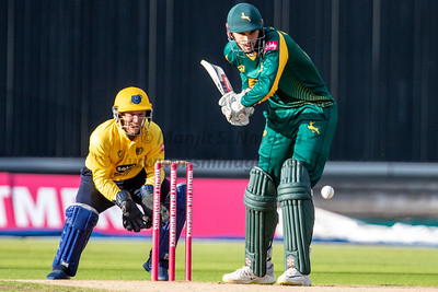 9th August 2018, Birmingham Bears vs Nottinghamshire Outlaws, T20 Vitality Blast, Edgbaston