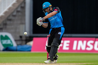 17th August 2018, Birmingham Bears vs Worcestershire Rapids, T20 Vitality Blast