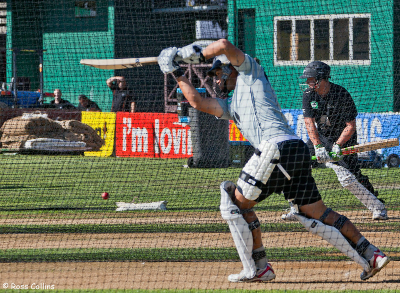 New Zealand in the Nets, Basin Reserve, Wellington, 2 April 2009
