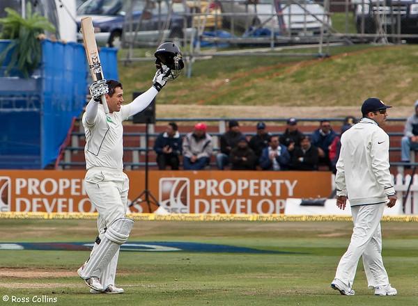 New Zealand vs. India 2009