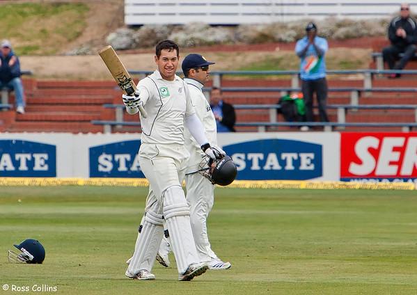 Black Caps vs. India, 3rd Test, Basin Reserve, Wellington, 3-6 April 2009