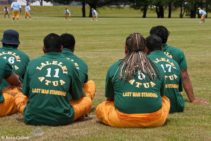 Christmas Kirikiti Pacific Islands Cricket, Fraser Park, Lower Hutt, 29/30 December 2008