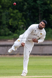 9th June 2018, Moseley CC 1st XI vs Berkswell CC 1st XI, Birmingham Premier League