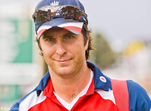 New Zealand vs England 2008