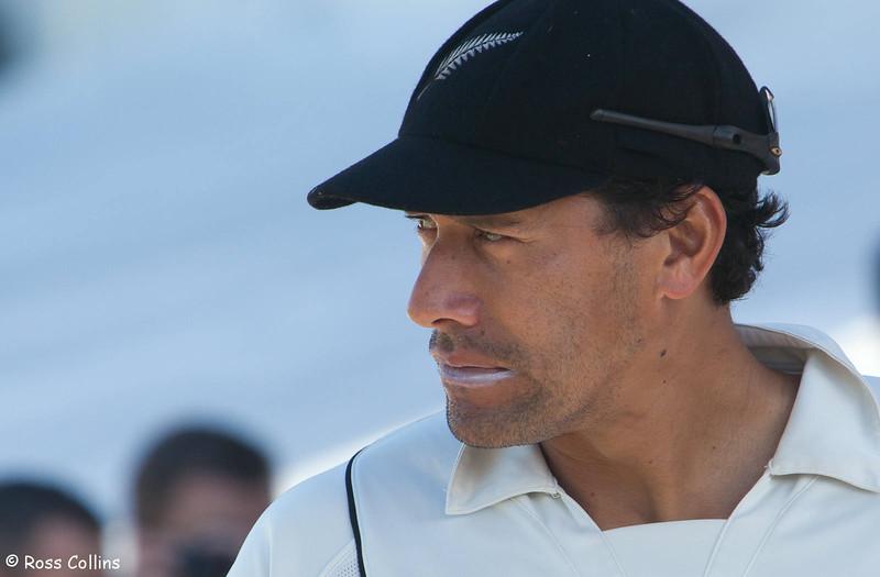 Black Caps vs. Australia, 1st Test, Basin Reserve, Wellington, 20 March 2010