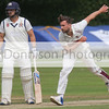 Sudbury bowler Jonny Gallegher. Picture Gary Donnison