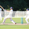 MBFP-06-08-2016-026 Bury v Sudbury Cricket Adam Mansfield goes on attack for Sudbury.  Bury Free Press 06.08.2016