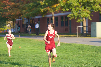 XC 16 Ludlow @ Amherst Senior Day meet