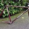 Vintage Paramount 1970s/1980s' single speed/track frame: £offers