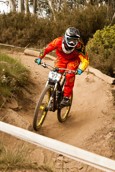 Ben Morrison<br /> Seeding of Round 1 of the 2011 MTB Australia Gravity Cup, Thredbo, NSW, Australia<br /> <br /> All photos can be  purchased. Contact me through Flickr Mail for more information.
